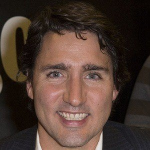 Justin Trudeau 3 of 5