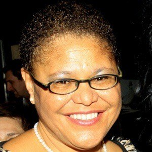 Karen Bass Bio Facts Family Famous Birthdays