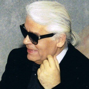 Karl Lagerfeld 10 of 10