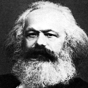 Karl Marx 3 of 5
