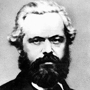 a biography and life work of karl marx a german philosopher Discover unexpected relationships between famous figures when you explore our famous philosophers  his best known work  karl marx german philosopher and.