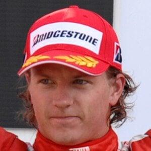 Kimi Raikkonen 2 of 7