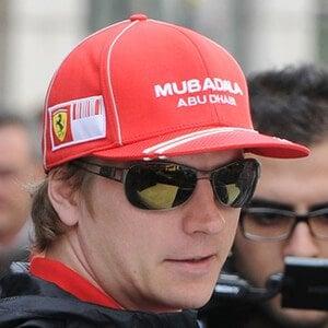 Kimi Raikkonen 3 of 7