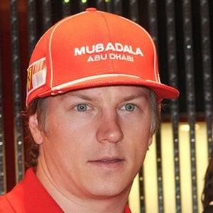 Kimi Raikkonen 5 of 7