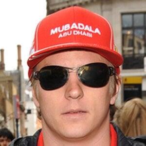 Kimi Raikkonen 6 of 7