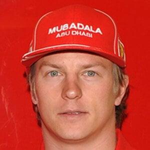 Kimi Raikkonen 7 of 7
