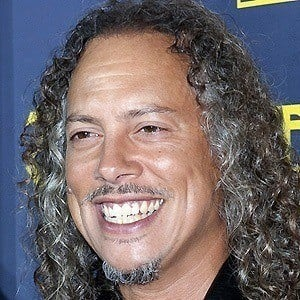 Kirk Hammett 2 of 10