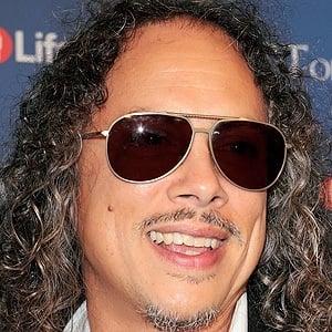 Kirk Hammett 3 of 10