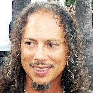 Kirk Hammett 4 of 10