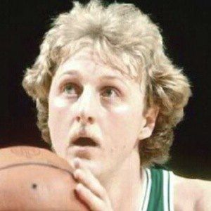 Larry Bird 6 of 7