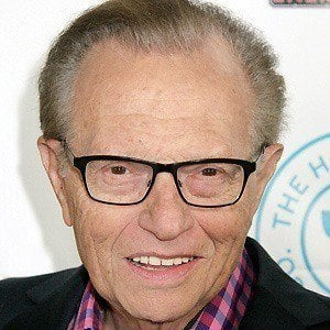 Larry King 2 of 10