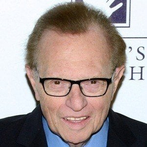 Larry King 6 of 10