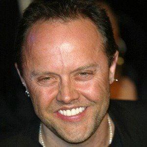 Lars Ulrich Headshot 5 of 10