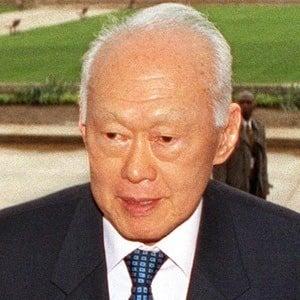 Lee Kuan Yew 2 of 3