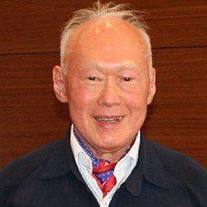 Lee Kuan Yew 3 of 3