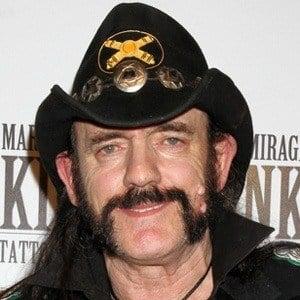 Lemmy Kilmister 5 of 7