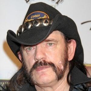 Lemmy Kilmister Headshot 6 of 7