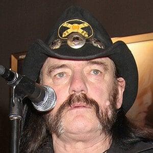 Lemmy Kilmister Headshot 7 of 7
