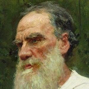 Leo Tolstoy 3 of 3