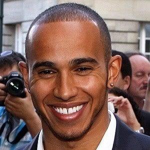 Lewis Hamilton 2 of 8