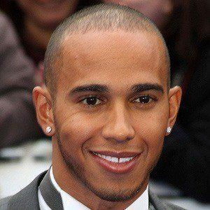 Lewis Hamilton 3 of 8