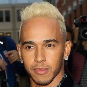 Lewis Hamilton 7 of 8