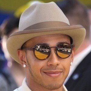 Lewis Hamilton 8 of 8