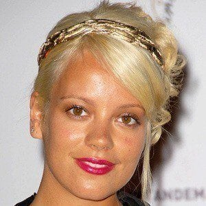 Lily Allen 4 of 10