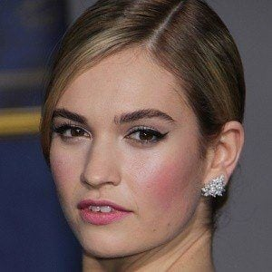 Lily James 2 of 10