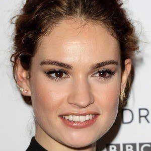 Lily James 3 of 10
