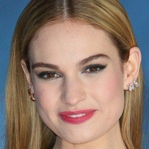 Lily James 4 of 10