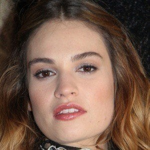 Lily James 5 of 10
