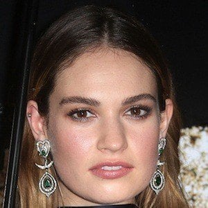 Lily James 7 of 10