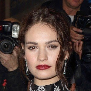 Lily James 8 of 10