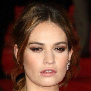 Lily James 9 of 10