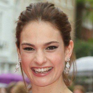 Lily James 10 of 10