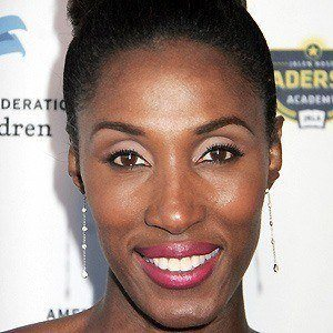 Lisa Leslie 5 of 10
