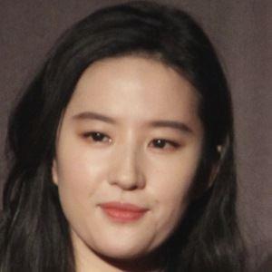 Liu Yifei 2 of 3