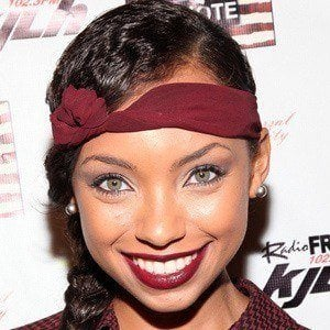 logan browning facebook