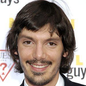 Image result for LUKAS HAAS IN MARS ATTACKS