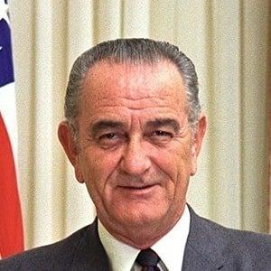 Lyndon B. Johnson 2 of 10