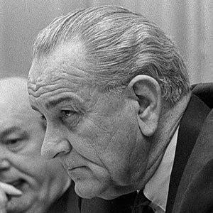 Lyndon B. Johnson 6 of 10
