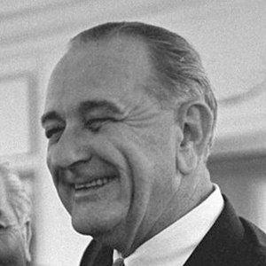 Lyndon B. Johnson 8 of 10