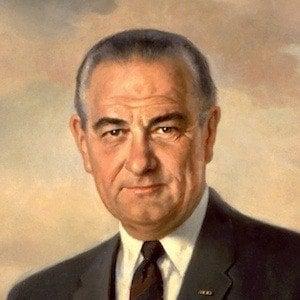 Lyndon B. Johnson 10 of 10