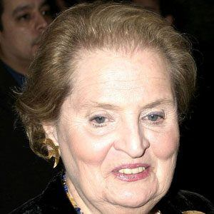 Madeleine Albright 2 of 3