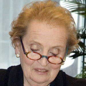Madeleine Albright 3 of 3