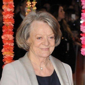 Maggie Smith 4 of 9