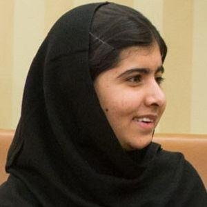 Malala Yousafzai 2 of 2