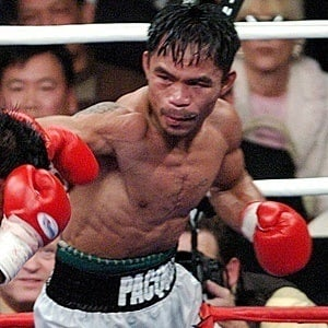 Manny Pacquiao 6 of 7