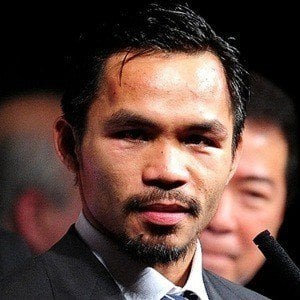 Manny Pacquiao 7 of 7